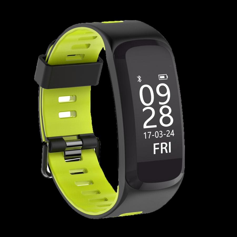 Smartband No.1 F4 - chytré hodinky - smart watch - fitness náramek ... f31e5ed66f